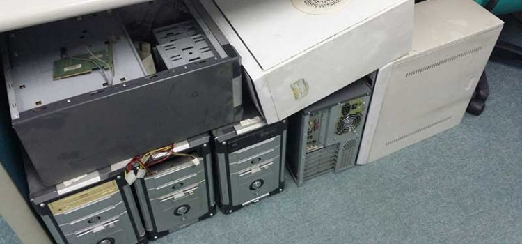 電腦回收:筆記本電腦回收保護地球進行時