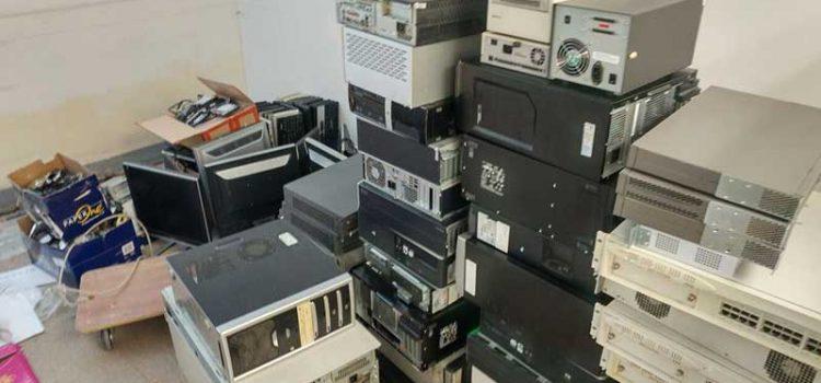 只要是可以插入電源的我們統統回收