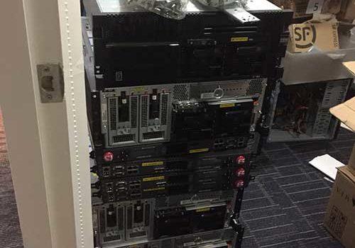 觀塘舊server回收