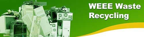WEEE回收接受以下廢電子電腦物品