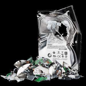 機密文件銷毀、電腦硬碟粉碎服務