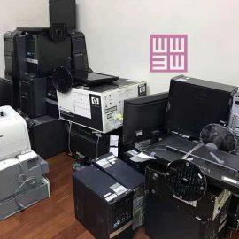 北角柯達中心回收一批舊電腦