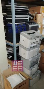 舊打印機回收