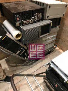 伺服器回收
