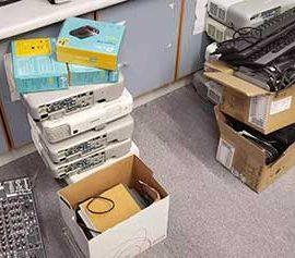 免費上門回收廢電子電腦服務