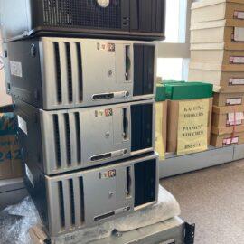 協助保險公司 環保回收舊電腦