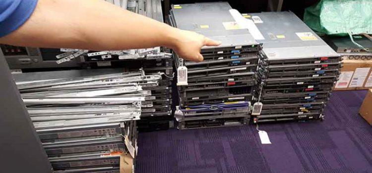 助互聯網、IT行業環保回收伺服器、SERVER