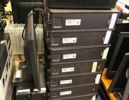 協助銀行業環保回收舊電腦